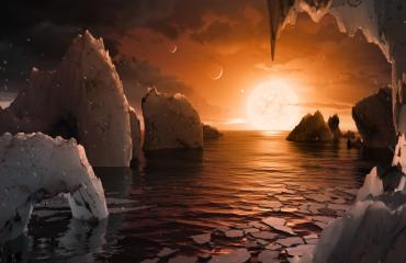 NASA zbulon 7 planetë jashtë sistemit diellor, mund të ketë jetë si në Tokë