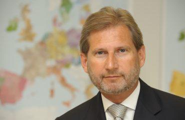 Hahn: Rajoni i vetëm ku Europa nuk është e sigurtë 100% për paqen është Ballkani
