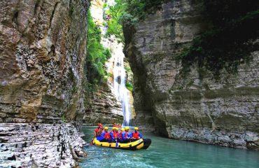 Shqipëria Turistike: Kanionet e Osumit
