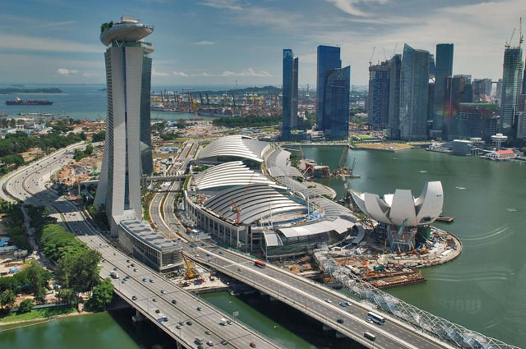 Singapori, qyteti më i shtrenjtë në botë