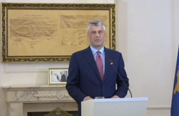 Thaci responds to NATO: Kosovo is an independent country, we will not  be held to ransom by Serbia