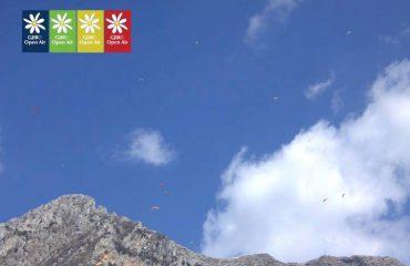 """60 parashutistë në """"Gjiro Open Air"""""""