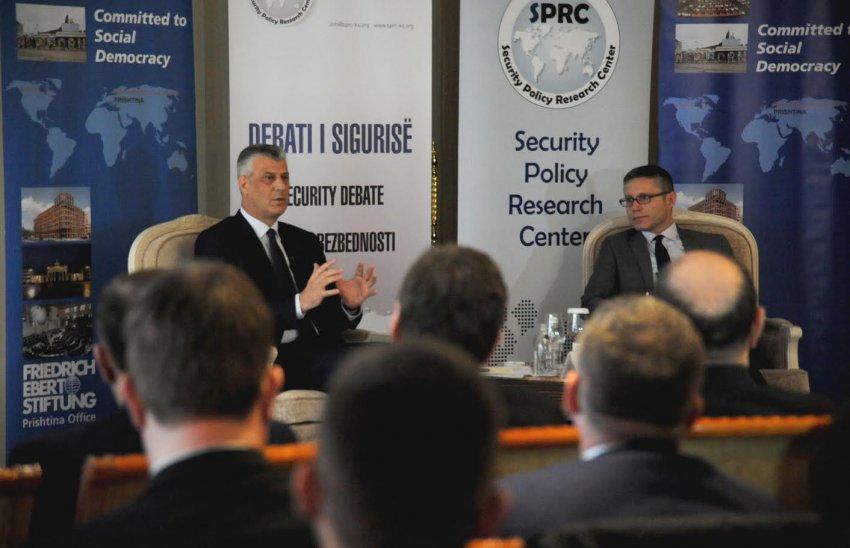 Thaçi: FSK do të votohet me 109 vota, si Pavarësia e Kosovës