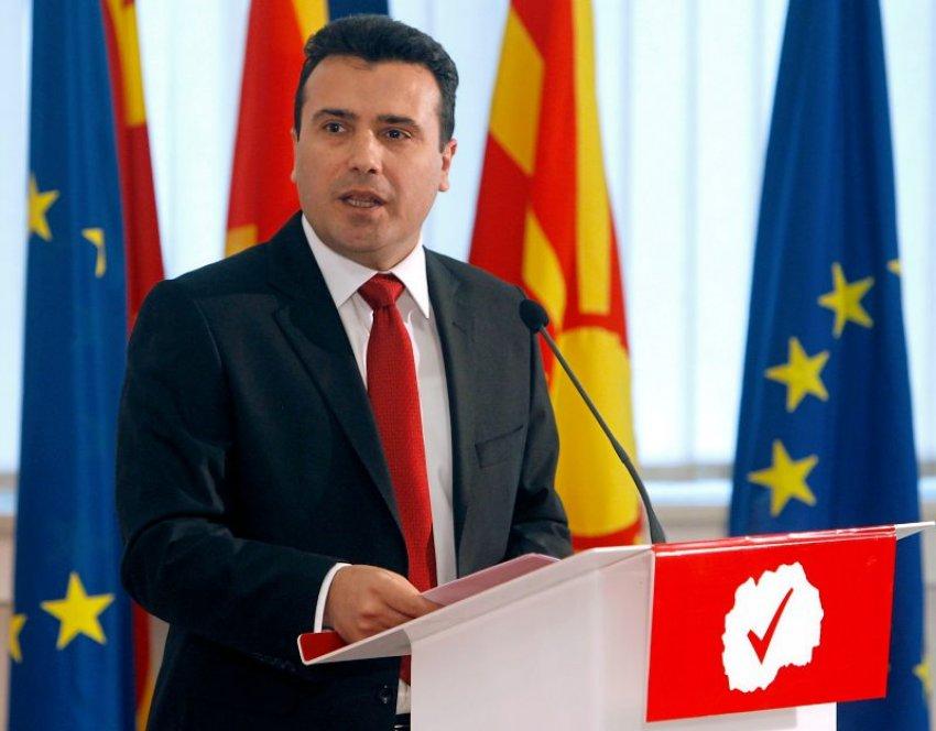 Zaev, ultimatum Ivanovit: 10 ditë afat për mandatin e qeverisë
