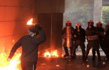 Arrestohet shqiptari, sulmoi policët grekë pranë sheshit  'Omonia'