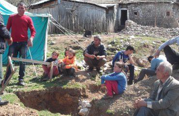 Mes mjerimit dhe shpresës, një strehë për 7 fëmijë