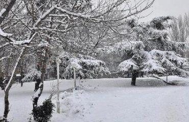 Reshjet e dëborës mbulojnë vendin