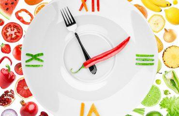 Dieta për metabolizmin e ngadaltë