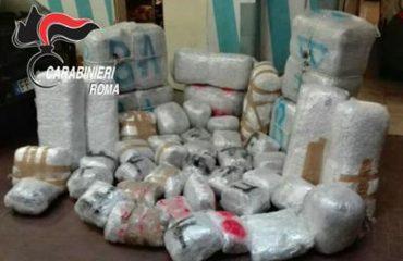 Itali, shqiptari kapet me 260 kg marijuanë në furgon