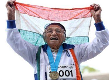 Zelandë e Re, 101-vjeçarja fiton medalje ari në 100 metra