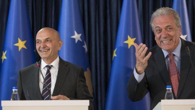Kosovë, BE kërkon votimin e shpejtë të Demarkacionit në Kuvend