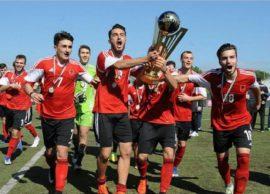 """Në """"provë"""",  Kombëtarja e së ardhmes nga Shqipëria"""