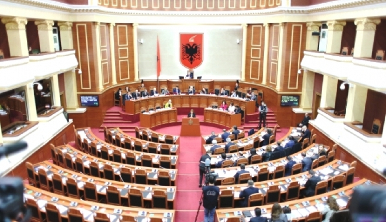 Parliament to convene today for the election of the new President