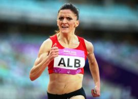 Luiza Gega nuk ndalet, vendos rekord të ri kombëtar