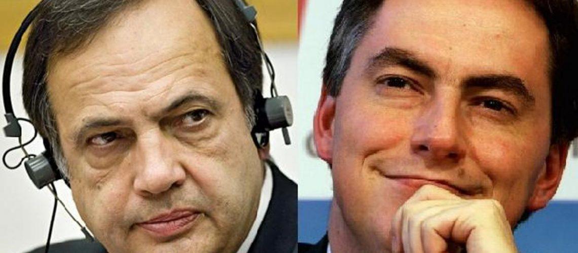 Kriza politike, Fleckenstein dhe McAllister mbërrijnë në Tiranë