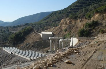 The contract for the construction of the Road of Arber officially approved