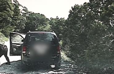 Tekas, zv.sherifi vret një automobilist të paarmatosur (Video)