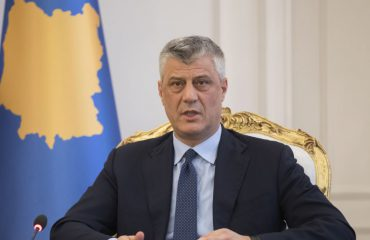Thaçi: Nëse BE na mbyll derën, shqiptarët do jetojnë në një hapësirë të vetme