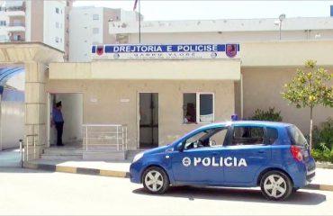 Zjarr në ambientet e paraburgimit në Vlorë