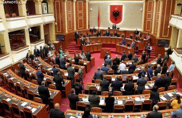 Legjislatura VIII, si nisi me një rotacion dhe u mbyll me një krizë