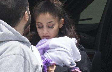 Ariana Grande pas sulmit shfaqet me lot në sy në Florida
