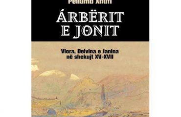 """Prezantohet libri """"Arbërit e Jonit"""" nga Pëllumb Xhufi"""