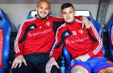 Zvicra ndan edhe vëllezërit Ajeti me Shqipërinë