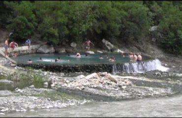 Banjat termale të Bënjës, një destinacion i rëndësishëm turistik