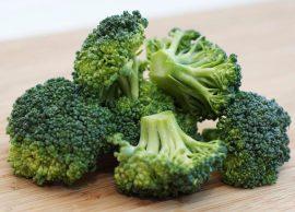 Dieta 10 ditore me brokoli