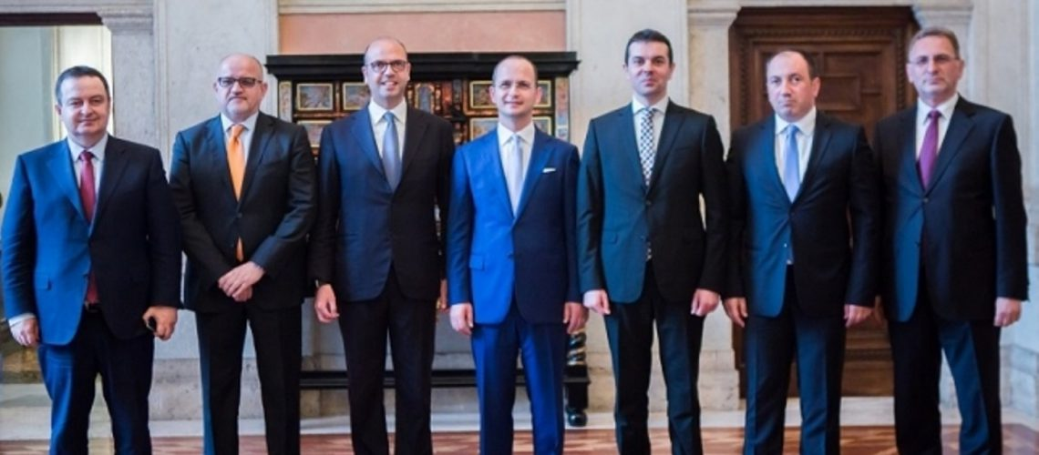 Bushati in Rome: The Berlin process must generate instruments which speed up EU accession