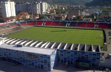 """Paradoks me """"mysafirët"""" e Elbasanit, në stadiumin ku ka luajtur Ronaldo!"""