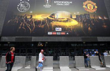 """Stadiumi i finales së Europa League i sigurt, """"blindohen"""" United e Ajax"""
