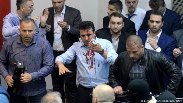 DW: Gruevski mund të shkaktojë ende gjakderdhje