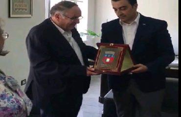 """Mjeku sportiv Lluka Heqimi, """"Mirënjohje"""" e Qarkut të Tiranës"""
