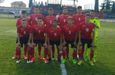 """""""Lazio Cup"""", Shqipëria U-19 e Bogdanit barazim pa gola në ndeshjen e parë"""
