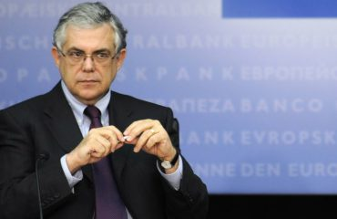 Former Greek Prime Minister Lucas Papademos wounded in a bomb attack