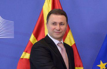 Gruevski: Më 15 tetor të ketë edhe zgjedhje parlamentare