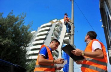 OSHEE punime në Tiranë, ja zonat pa energji elektrike nesër