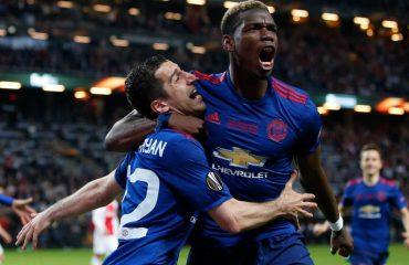 Mançester Junajtid triumfon në finalen e Europa League