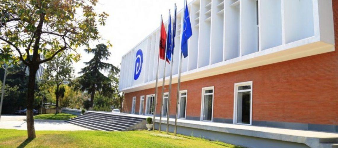 Partia Demokratike regjistrohet në zgjedhjet parlamentare të 25 qershorit