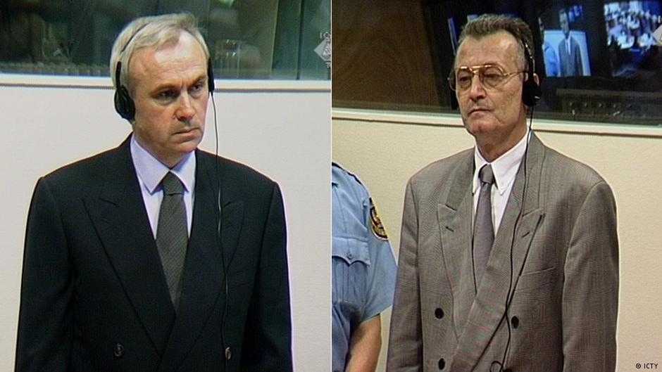 Stanishiç dhe Simatoviç prapë në Tribunalin e Hagës
