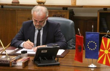 Speaker of Parliament Xhaferi: The new government will be formed even without Ivanov