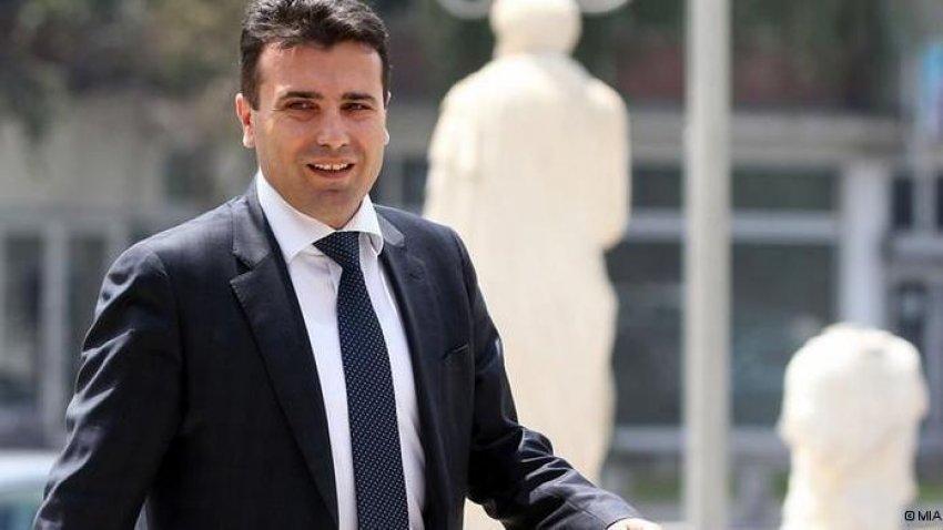 Maqedoni, Zaev: Kabineti qeveritar, gati brenda javës