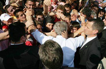 Ambasada e SHBA-ve: Kur Bushi vinte në Fushë-Krujë