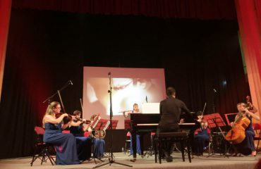 "Instrumentistet italiane ""sollën"" Enio Morriconen në Vlorë"