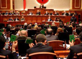 140 deputetët e Kuvendit të ri të Shqipërisë