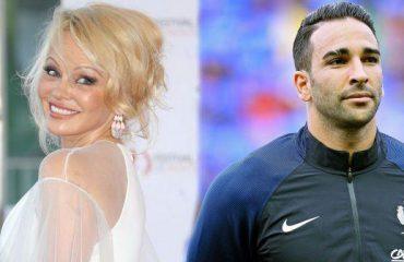 """Pamela Anderson, """"plas"""" dashuria me futbollistin Adil Rami?"""