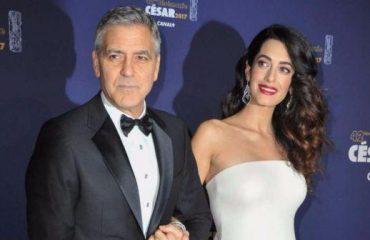 George Clooney, 3 mln euro për sigurinë e binjakëve