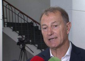 De Biasi nderohet nga MAS Pasuesi im te Shqipëria