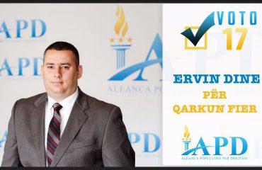 Marinsi Ervin Dine, nga misionet paqeruajtëse në APD: Kauzë e drejtë dhe legjitime